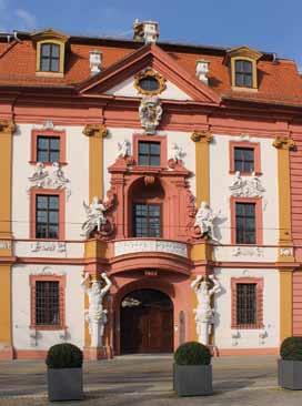 Eingang der Staatskanzlei