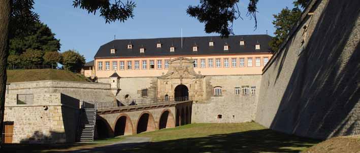Brücke und Eingangstor der Zitadelle