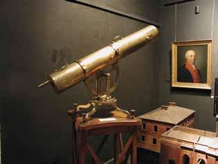 Mittelalterlisches Teleskop