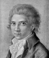 Porträt Friedrich Schlegel