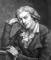 Porträt Friedrich Schiller