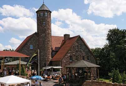 Ein Fest auf der Krayenburg